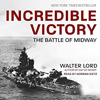 Incredible Victory audiobook cover art
