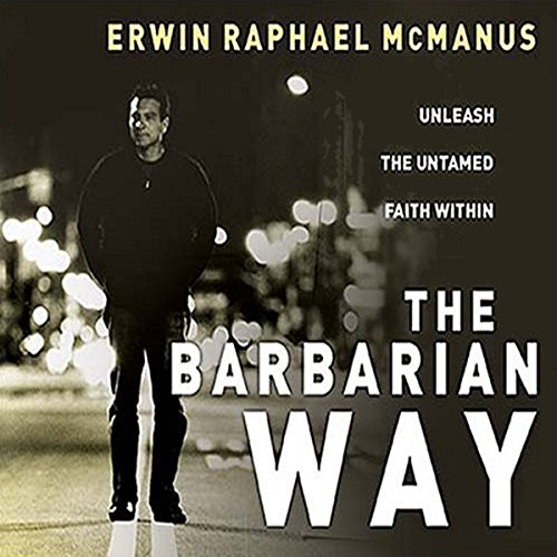 The Barbarian Way audiobook cover art