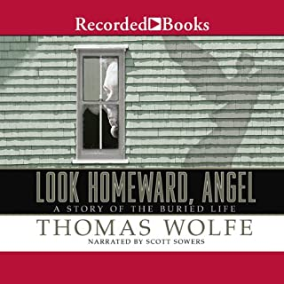 Look Homeward, Angel  cover art