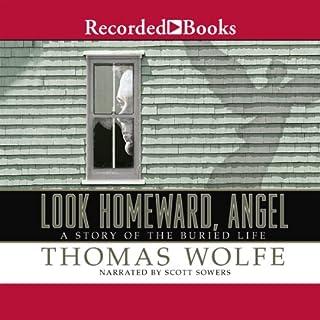 Look Homeward, Angel audiobook cover art