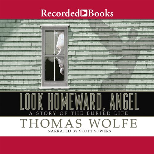 Look Homeward, Angel audiobook cover art