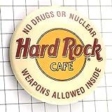 限定 レア ブローチ ハードロックカフェ店アメリカ/USA フランス アンティーク