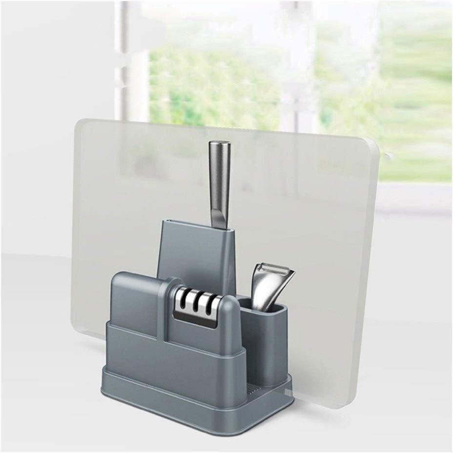 Kitchen Fashionable knife holder Knife Block Em with Free shipping on posting reviews Sharpener Plastic