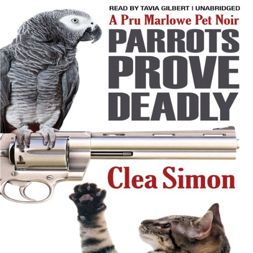Parrots Prove Deadly cover art