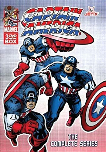 Captain America (1966) [ Origine Olandese, Nessuna Lingua Italiana ]