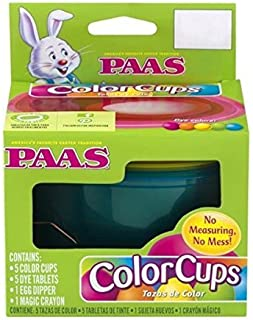 Best Paas Color Cups Egg Decorating Kit-Clear Review