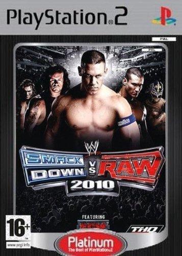 THQ WWE SmackDown vs. Raw 2010 - Juego (No específicado)