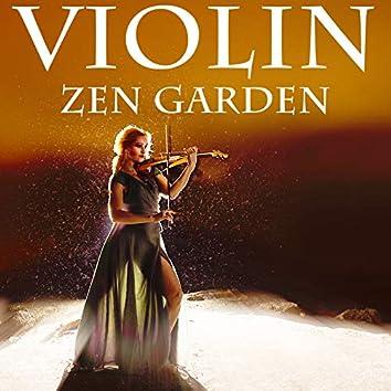 Violin Zen Garden