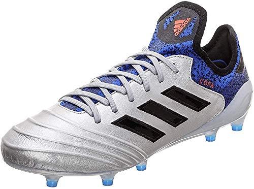 adidas Copa 18.1 FG, Botas de fútbol Hombre, Multicolor (Plamet/Negbás/Fooblu 001), 42 EU