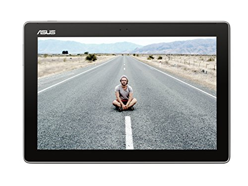 Asus ZenPad 10.0 Z300C-1A113A 25,65 cm (10,1 Zoll) Convertible Tablet PC (Intel Atom x3-c3200, 2GB RAM, 64GB eMMC, Android) schwarz
