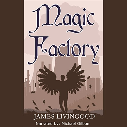 Magic Factory audiobook cover art