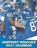 Kentucky Wildcats 2021 Calendar: Size 8.5x 11 inches Calendar