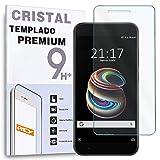 REY Protector de Pantalla para XIAOMI MI5X / Mi A1 / MI 5X, Cristal Vidrio Templado Premium