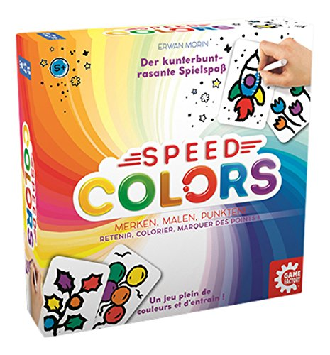 American Game Factory gamefactory 646193 Speed Colors (Mult)