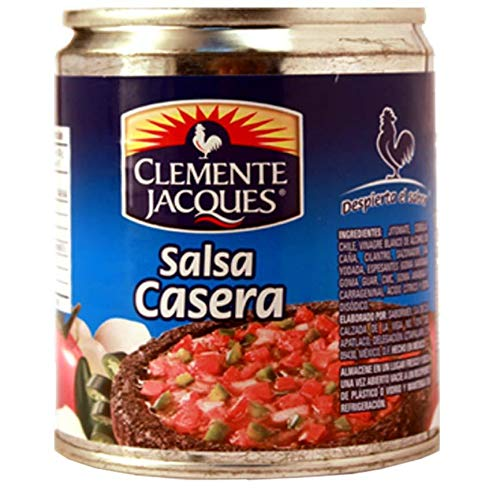 Rote Dip-Soße, 210g - Salsa Casera CLEMENTE JACQUES