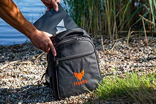 FENNEK Backpack for the Portable Picnic Grill I 4 person picnic backpack with plenty of accessories. 1