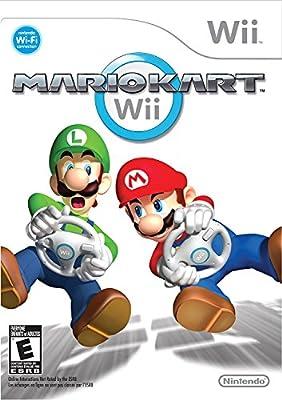 Mario Kart (Wheel Sold Separately)