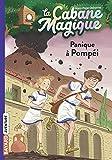 La cabane magique, Tome 08 - Panique à Pompéi - Bayard Jeunesse - 03/06/2020