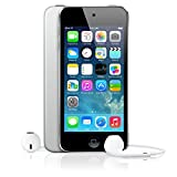 Apple iPod Touch 16GB Black/Silver(5th Generation) (Renewed)