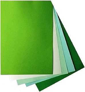 DALTON MANOR 80GM Pack de papel doble A4 200 hojas//paquete de 10 colores 20 hojas de cada uno en una caja de almacenamiento transparente reutilizable de WESTON