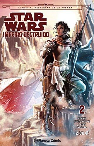 Star Wars Imperio destruido (Shattered Empire) nº 02/04 (Star Wars: Cómics Grapa Marvel)