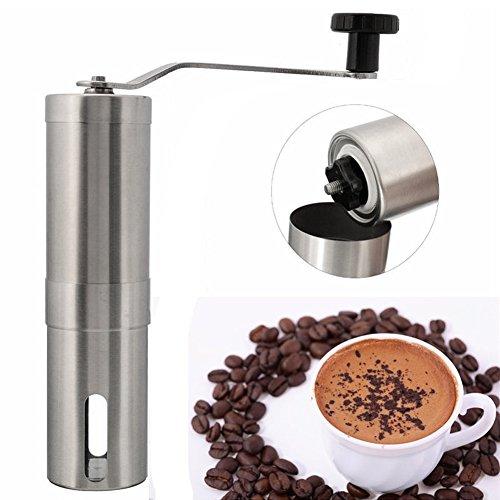 Zreal Handmatige koffiemolen, koffiemolen, koffiebonen, espresso, voor koffie, keuken