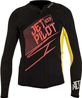 Jet Pilot Matrix PWC Jacket (X-Large, Red / Yellow)