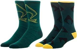 Aquaman Socks DC Comics Apparel DC Comics Socks - Aquaman Apparel DC Comics Accessories