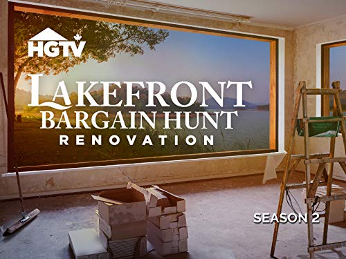 Lakefront Bargain Hunt: Renovation - Season 2
