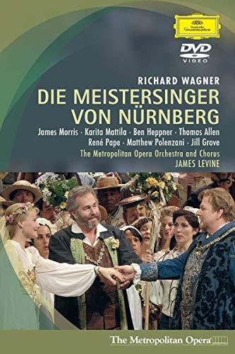 Les Maîtres chanteurs de Nüremberg [Reino Unido] [DVD]