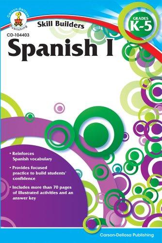 Teen & Young Adult Spanish Language Study