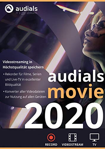 Audials Movie 2020 | PC | PC Aktivierungscode per Email