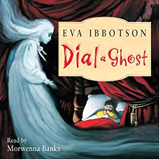 Dial-a-Ghost audiobook cover art