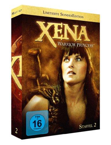 Warrior Princess - Staffel 2 (Limited Edition) (6 DVDs)