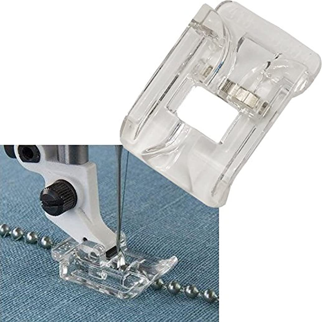 HONEYSEW Clear 2-3MM Embellishment Foot For Viking #4130304-45
