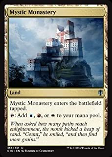 Magic: the Gathering - Mystic Monastery (310/351) - Commander 2016