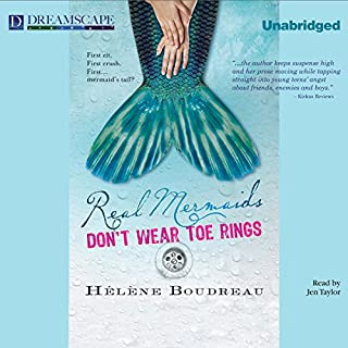 Real Mermaids Don't Wear Toe Rings cover art