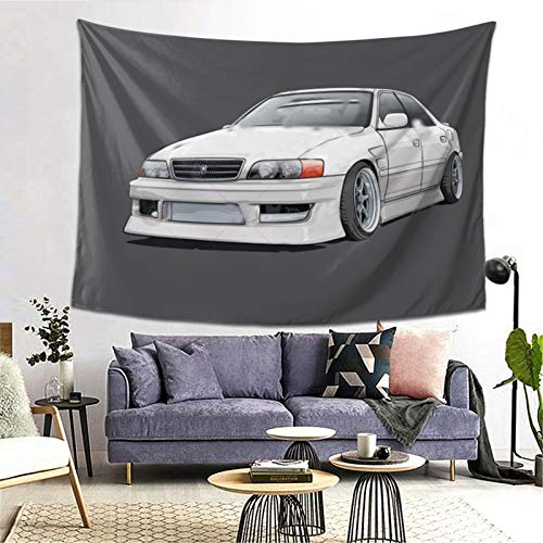 Chaser Jzx 100 Tapestries Wall Hanging Dorm Decor for Living Room Bedroom One Size
