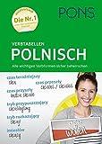PONS Verbtabellen Polnisch: Alle wichtigen Verbformen sicher beherrschen -