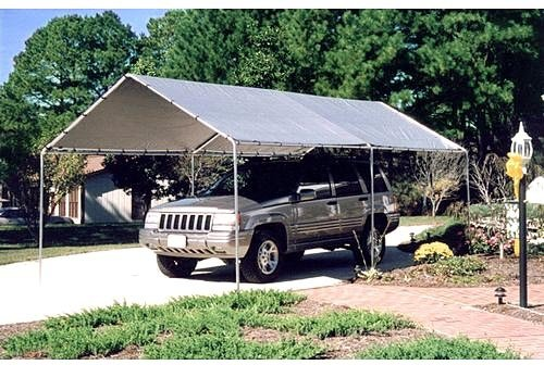 Waterproof Retardant Canopy Carport Included