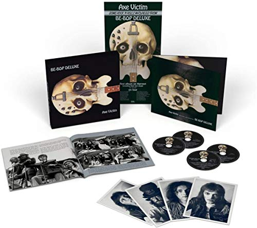 Axe Victim: Expanded & Remastered Edition (Incl. DVD)