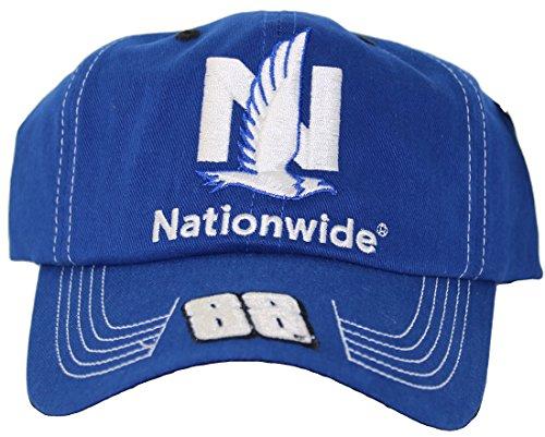 NASCAR Dale Earnhardt Jr #88 Nationwide Qualifier Serie Erwachsene, verstellbar