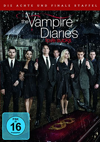 The Vampire Diaries: Die 8. und finale Staffel [DVD]
