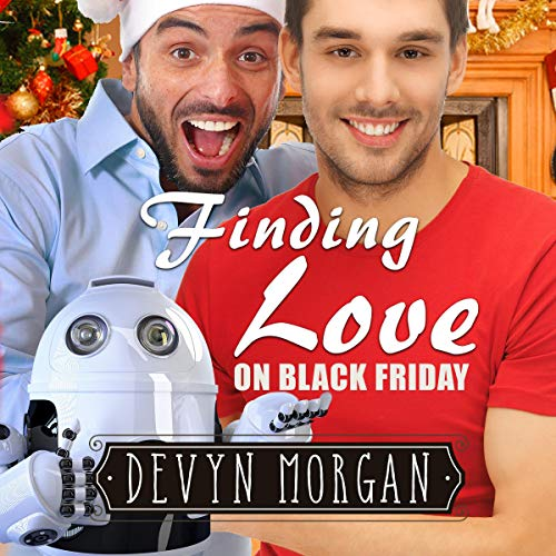 Finding Love on Black Friday cover art