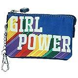 Kipling MINI CREATIVITY, Monedero para Mujer, Girl Powerrainb (Multicolor), S