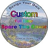 TIRE COVER CENTRAL Custom Personalized Spare tire...