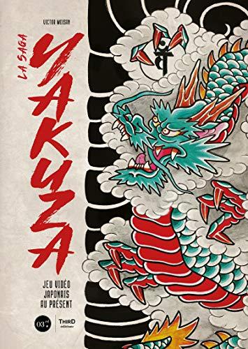 La saga Yakuza: Jeu vidéo japonais au présent (Sagas)