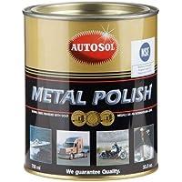 Autosol Metal Polish Polish Pulido Pasta Pasta 750ml