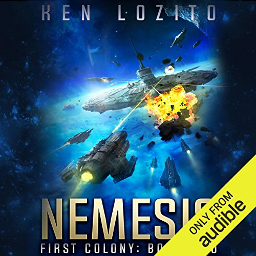Nemesis                   By:                                                                                                                                 Ken Lozito                               Narrated by:                                                                                                                                 Scott Aiello                      Length: 7 hrs and 56 mins     30 ratings     Overall 4.7