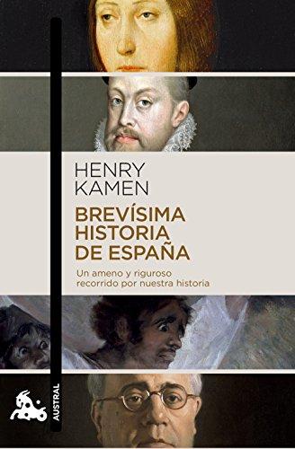 Brevísima historia de España: 1 (Contemporánea)